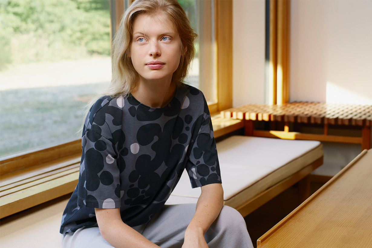UNIQLO x Marimekko limited-edition holiday collection