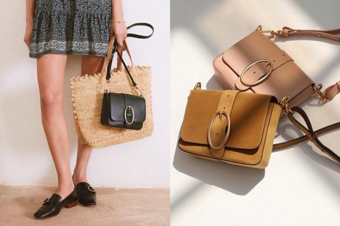 設計俐落大方 + 親民價錢,難怪能成為法國女生情有獨鍾的手袋品牌!