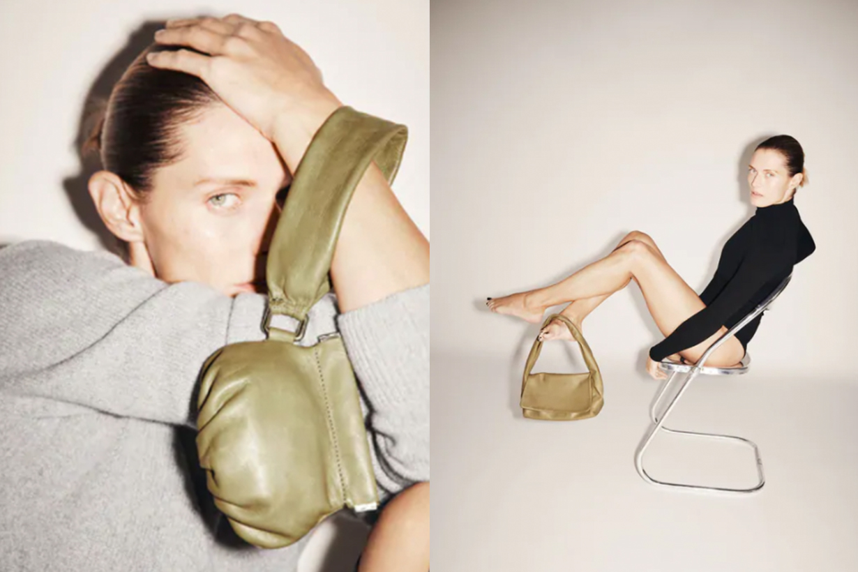 Zara Limited Edition Leather Bags