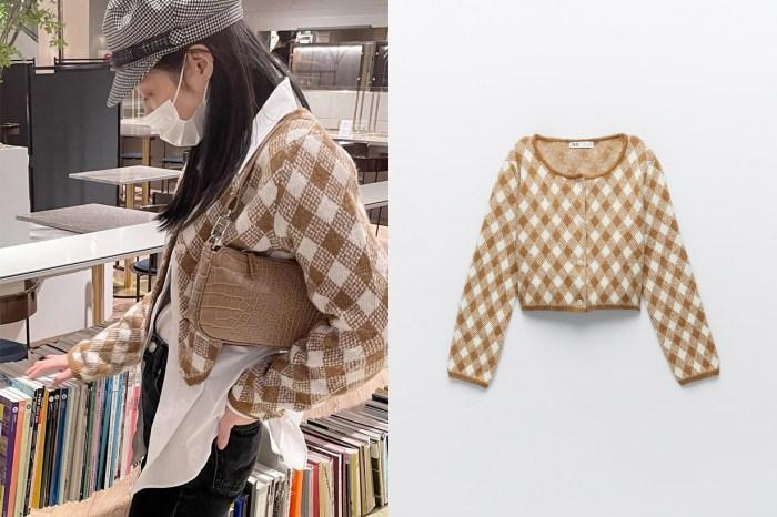 不用名牌也時髦:Jennie 這套私服,差點沒讓人發現來自 Zara!