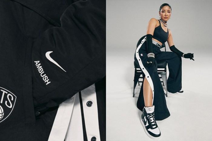 汲取 90 年代復古靈感:一覽 Ambush 與 Nike 即將開賣的一系列聯名服裝、球鞋!