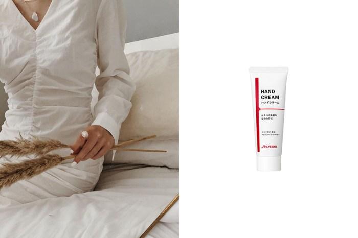 引起日本女生關注:Shiseido 無香味護手霜,專為頻繁酒精消毒的手部而設計!