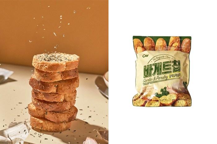 讓人一吃就上癮:引起韓國女生熱議的人氣香蒜麵包餅乾,台灣也買得到了!