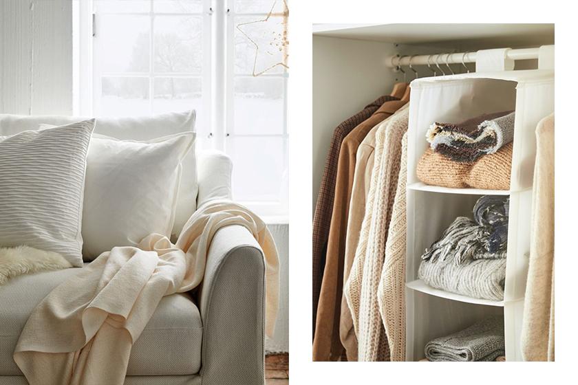 IKEA Organize Closet Storage Idea