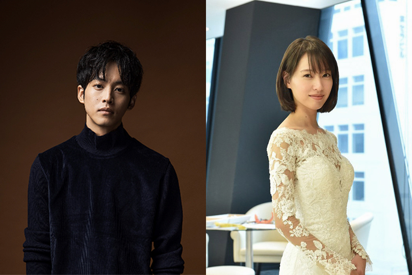 Matsuzaka Tori Toda Erika Get married
