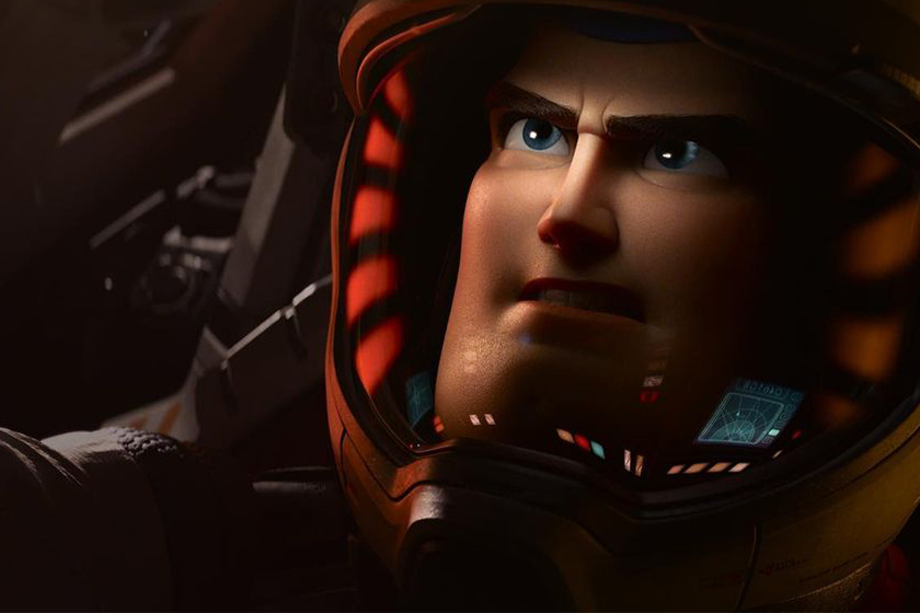Disney Toy Story Buzz Lightyear Movie New trailer Chris Evans