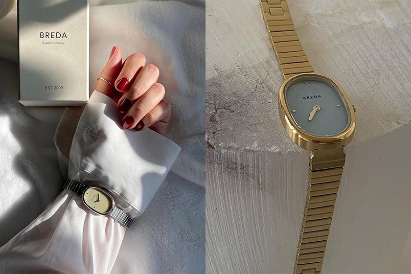 Indie Watches Brand Breda Minimalist design