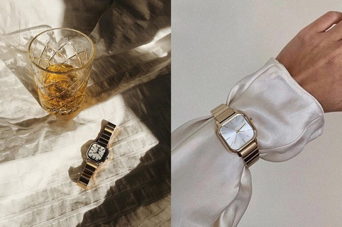 除去繁雜設計,留下剛剛好的極簡:小眾手錶品牌 Breda 深得時髦女生的心!