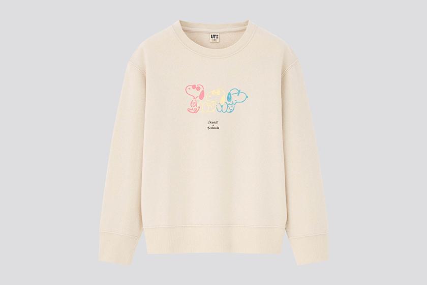 Snoopy Uniqlo UT Yu Nagaba PEANUTS Collaboration