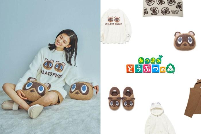 擄獲日本女生的心:質感家居品牌 gelato pique 這次竟跟「動物森友會」推出聯名!