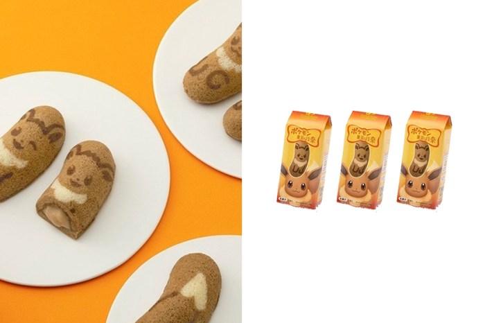 讓你捨不得吃下去!Tokyo Banana 聯名限定版第二彈,是療癒的伊布造型!