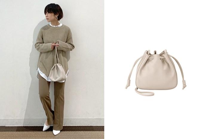 店員們也一致推薦:藏在 GU 新品中的平價束口手袋,引起日本女生關注!