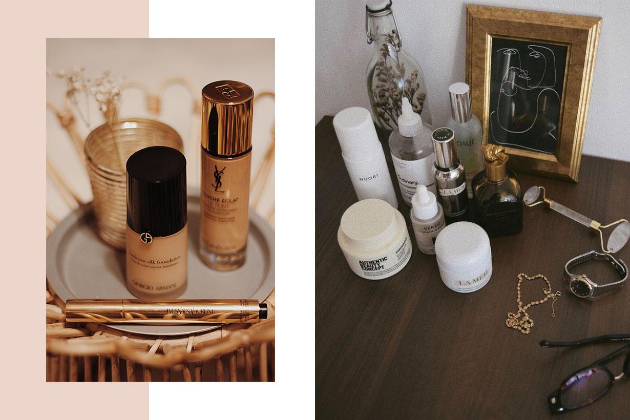 Armani Beauty Luminous Silk Foundation Sells 1,000 Bottles Every Day