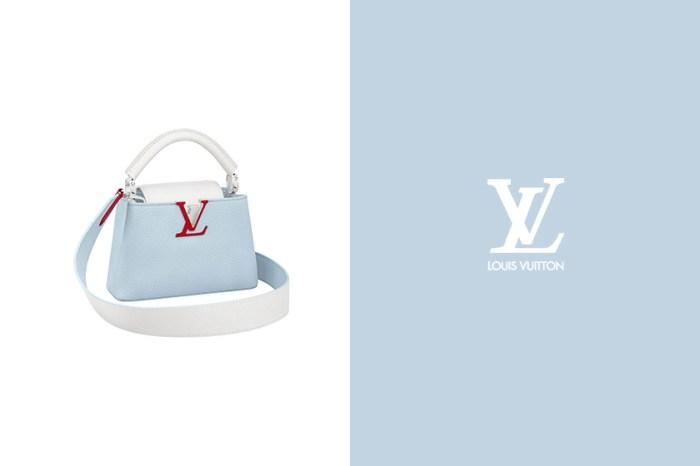 明年潛力股:Louis Vuitton 超人氣極簡手袋,迎來清新夢幻配色!