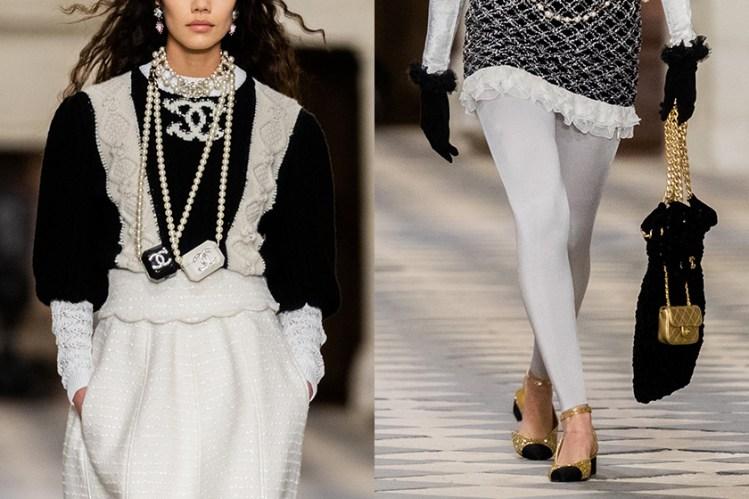 Chanel 巴黎工坊手袋系列,2 合 1 經典小香包+手提包成本季焦點!