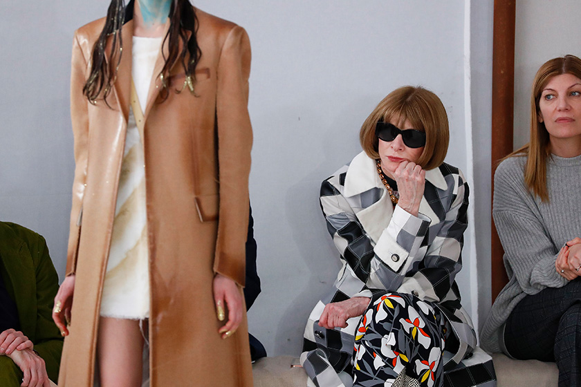 Anna wintour conde nast promotion chief content officer vogue Edward enninful global restructuring announcement fashion
