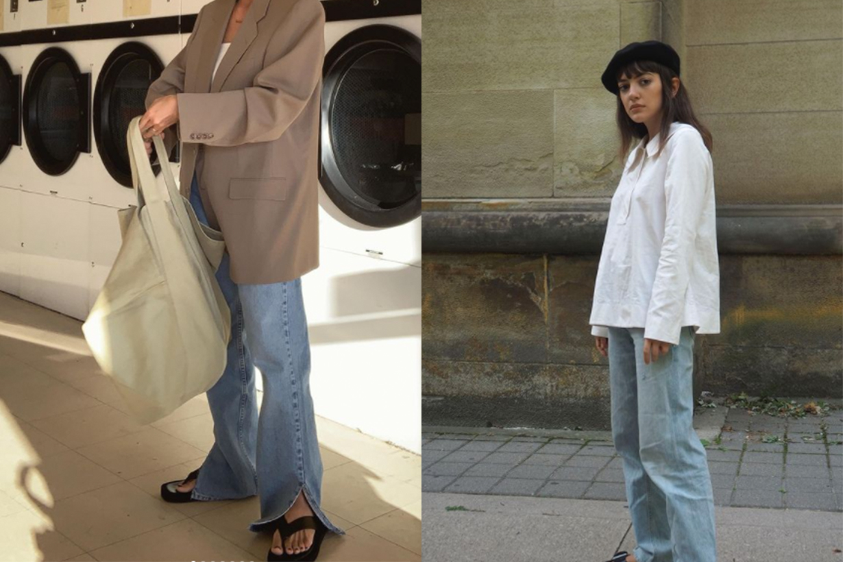 Baggy Jeans Are Destined to Take Over in 2021