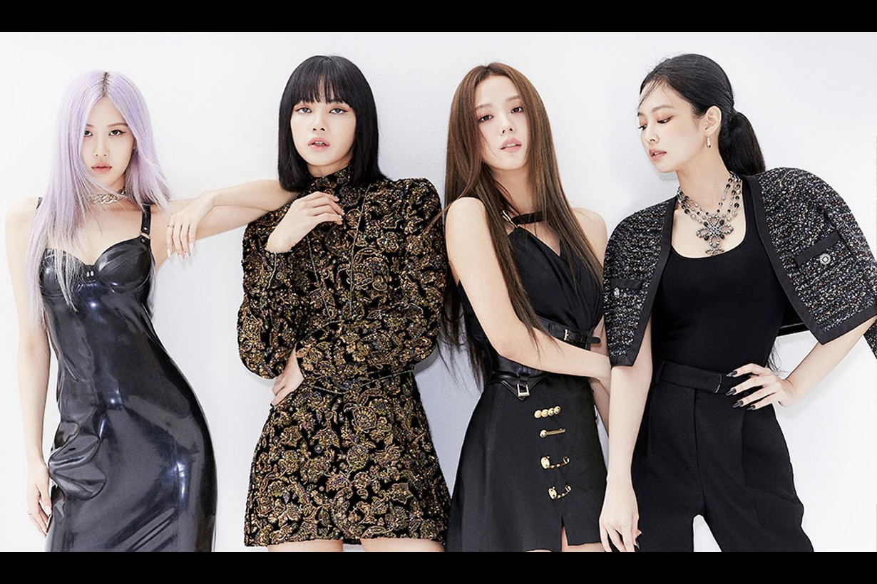 BLACKPINK Jennie Jisoo Rose Lisa late night snack ramen rice lamb skewers korean idols celebrities singers girl bands