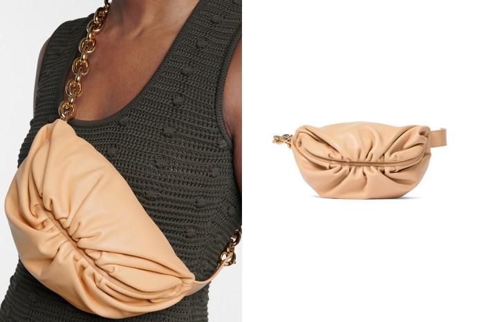 Bottega Veneta 的當紅 It Bag 再進化!變成型格腰包,身為潮人怎能錯過?