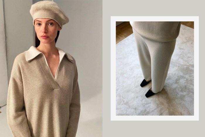 冬日就要好好寵愛自己:這個北歐品牌的羊絨單品,讓你只想慵懶地賴在家裏!