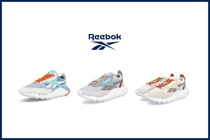 70 年代復古配色:Reebok 新系列波鞋,為什麼讓時尚博主也心動!