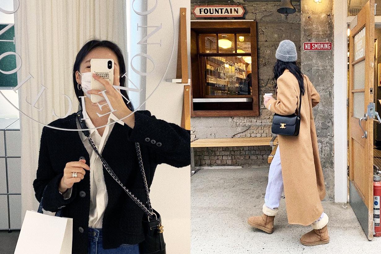 步入寒冬,韓國女生都是靠這 3 款大衣打造保暖又時尚造型!