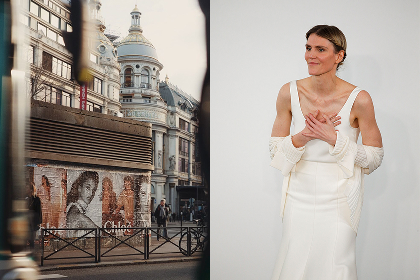 Chloe fashion designer Natacha Ramsay-Levi is leaving the brand