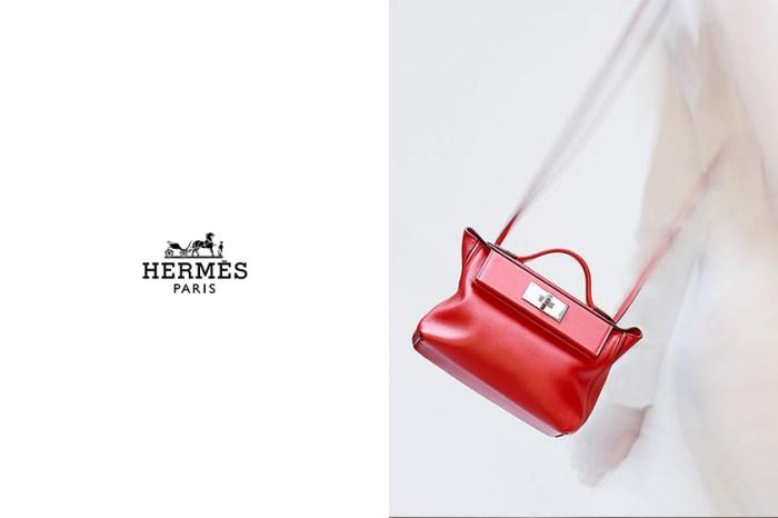 今年最後壓軸:Hermès 默默推出全新手袋,卻因為這個設計引熱議!