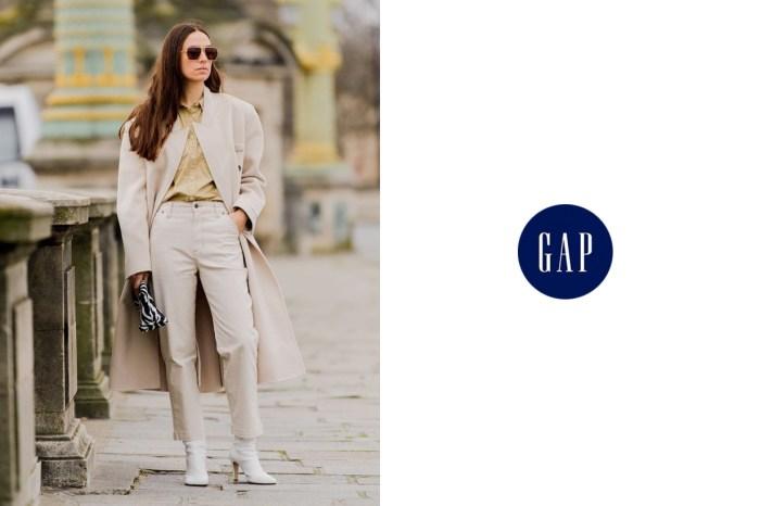 Gap 無預警大減價,連新品也打折!只能說… 此時不買,更待何時?
