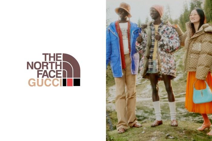 The North Face x Gucci 登場:滿滿品項超誠意,開賣日期也公開了!