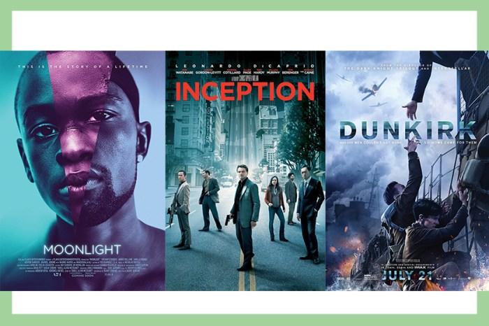 每一部都不能錯過!Google 十年來最多人搜尋的電影排行榜出爐!