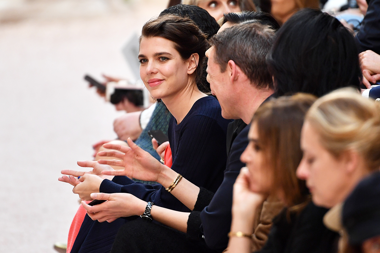Grace Kelly Granddaughter Charlotte Casiraghi Chanel New Ambassador 2021 Coco Chanel Karl Lagerfeld Les Rendez- vous littéraires rue Cambon  Virginie Viard