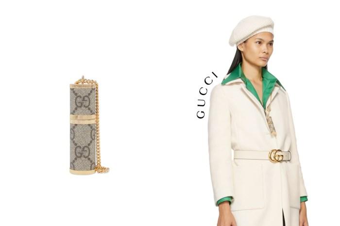 Gucci 謎樣的小配件:不只美,還有一舉兩得的隱藏功用!
