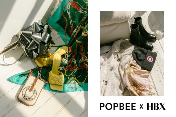 #POPBEEgiveaway:贏取 HBX 現金積分 US$180,讓你親自挑選心儀的聖誕禮物!