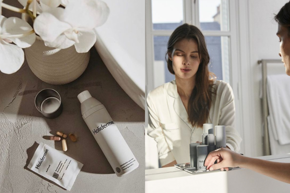 HOLIDERMIE, Skincare Line Founded By Formerly a Fashion Editor for Vogue Paris, Mélanie Huynh