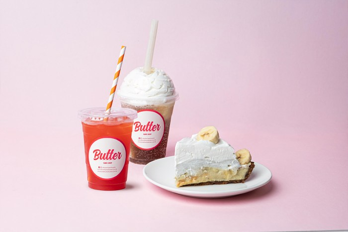 喜歡美劇的你不能錯過:美式甜品店 Butter 每一款都能勾起歡樂回憶!