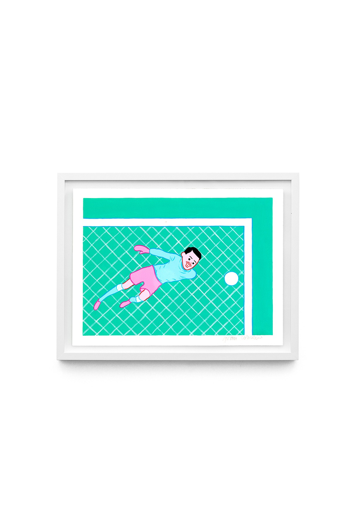 Joan Cornellà hk sotheby's AllRightsReserved selling exhibition my life pointless