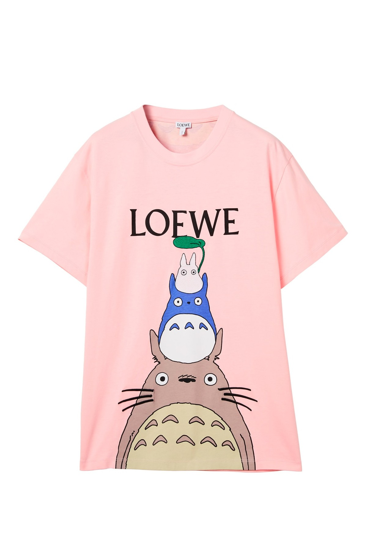 loewe totoro puzzle balloon collabration when where buy 2020 jan