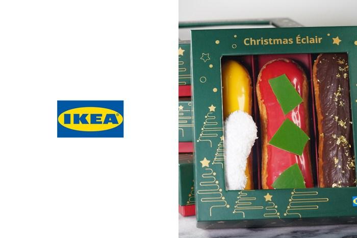 Ikea 推出聖誕限定閃電泡芙禮盒,不用 HK $50 就過到北歐聖誕!