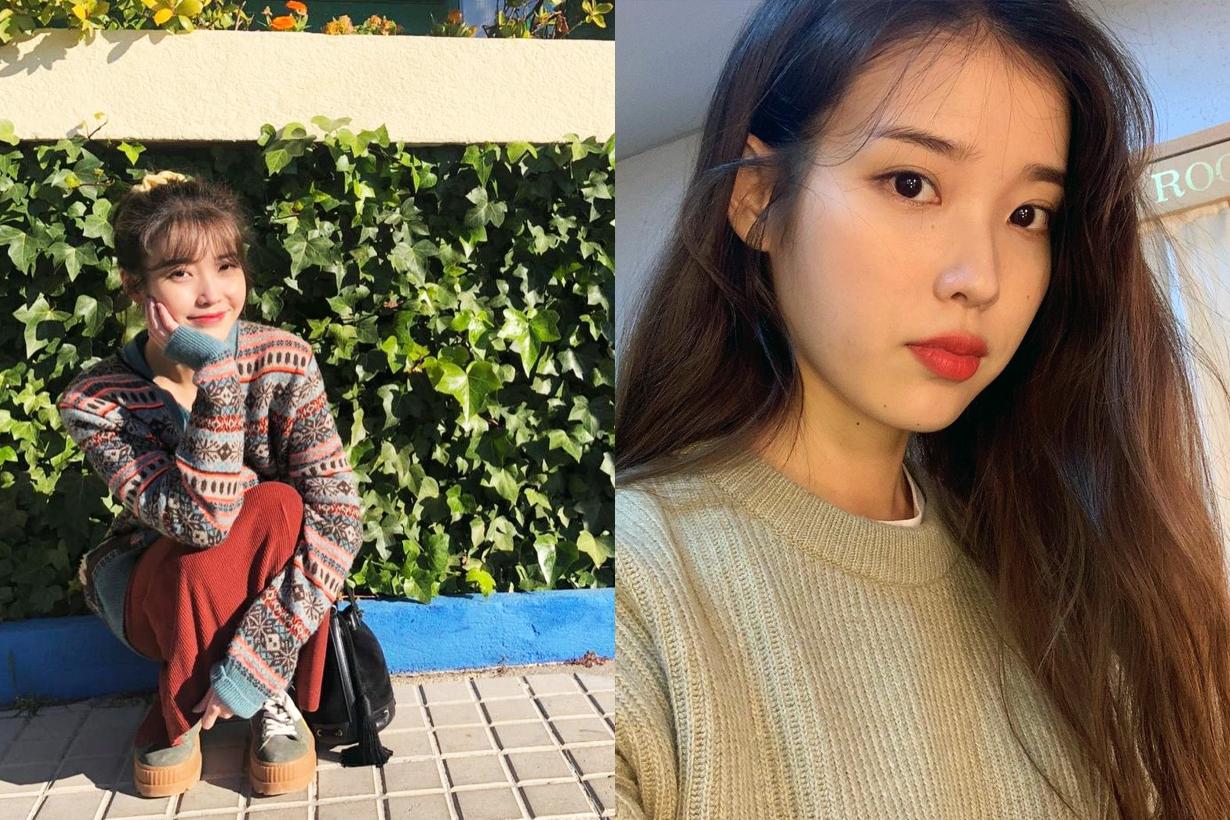 IU Lee Ji Eun Happiness Definition Happy Lee Jong Hoon youtube interview korean idols celebrities singers