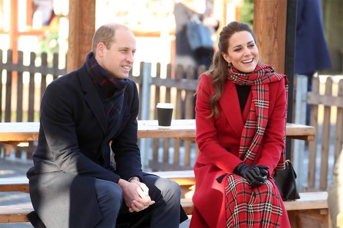 王室穿搭靈感:凱特王妃用一條愛裙,穿出濃濃的節日氣氛!