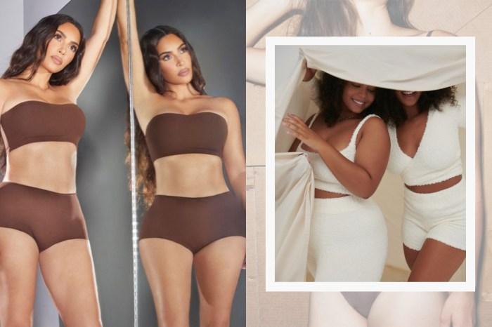 舒適程度屢獲好評:Kim Kardashian 的內衣品牌 SKIMS,現在更容易買得到了!