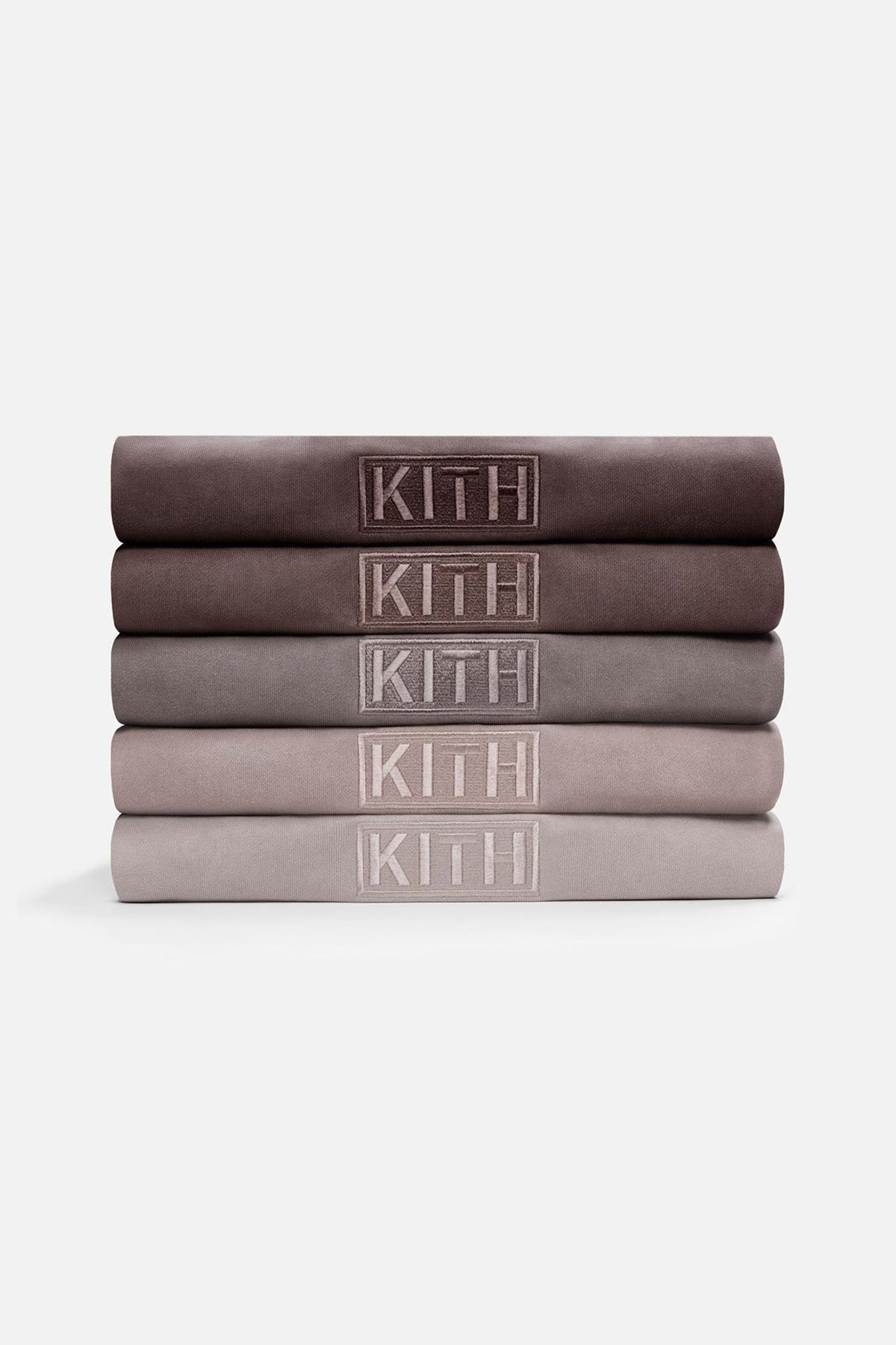 KITH 30 color Hoodie The Palette special Collection
