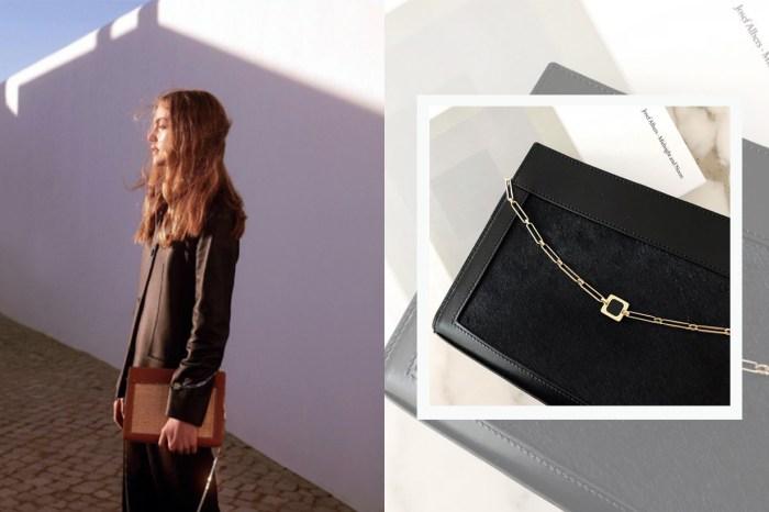 最地道的法式風格:這個巴黎手袋品牌,皮革到肩帶無不簡約細緻!