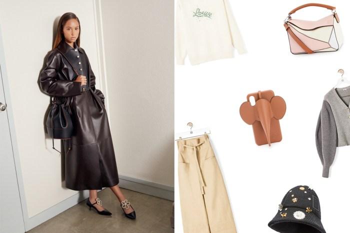 直搗 SALE 選單:Loewe 官方網店 250+ 單品,超有誠意的 50%Off!