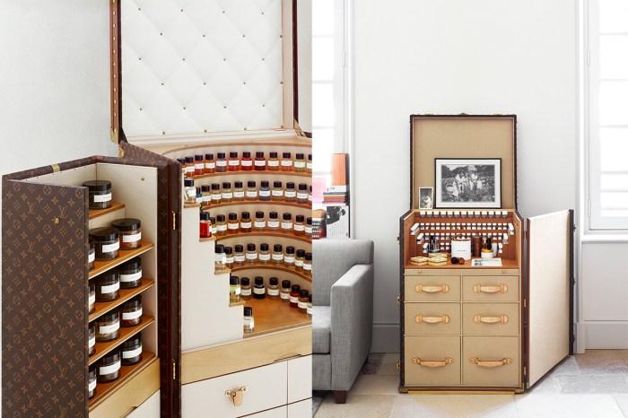 香水中的 Haute Couture!Louis Vuitton 推出專貴香水訂製服務