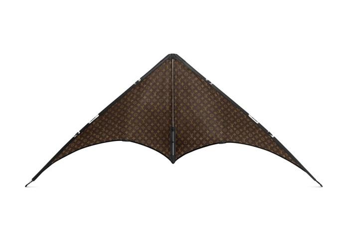 Louis Vuitton 奢華風箏索價過萬美元,你捨得讓它在空中飛嗎?