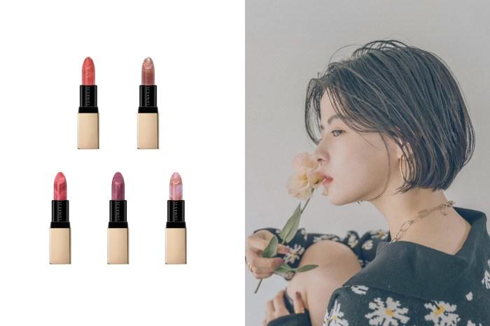 美得讓人不禁注視,日本女生也關注起這隻銀河唇膏!
