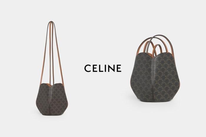 下一個 It Bag:Celine 花苞手袋,光外觀已經一見鐘情!