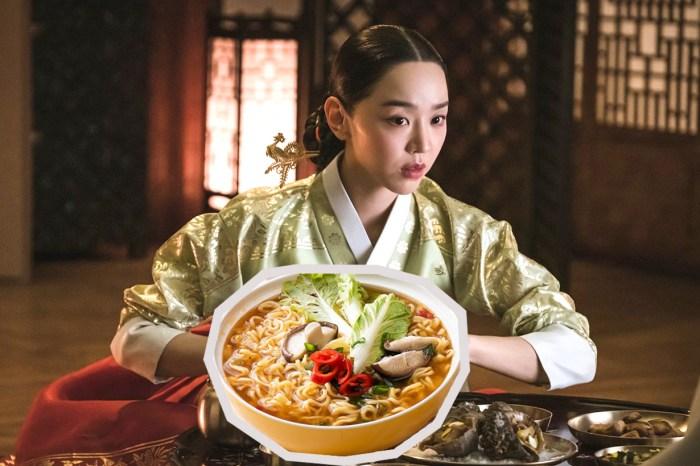《哲仁王后》申惠善在劇中嘴饞 DIY 拉麵!你又知道韓國第一包即食麵是何時出現的嗎?
